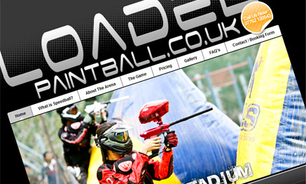 Loaded Paintball